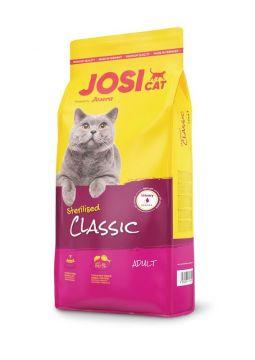 Josera Josicat Sterilised Classic 10kg