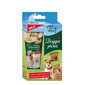 Tubi Doggie Picnic Hundesnack 125g