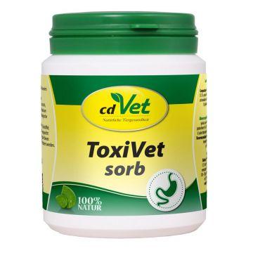 cdVet ToxiVet sorb 150 g für Hunde und Katzen