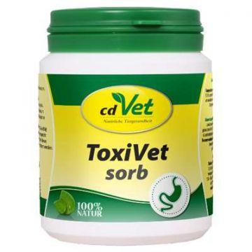 cdVet ToxiVet sorb   50 g für Hunde und Katzen