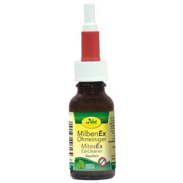 cdVet MilbenEx* Ohrreiniger 20 ml