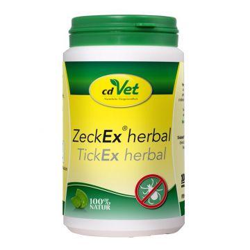 cdVet ZeckEx herbal 100 g