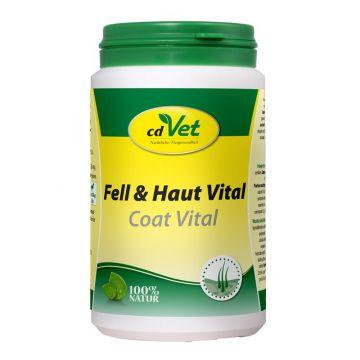 cdVet Fell & Haut Vital Hund & Katze 150 g