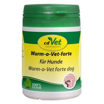 cdVet Wurm-o-Vet forte für Hunde 75 g