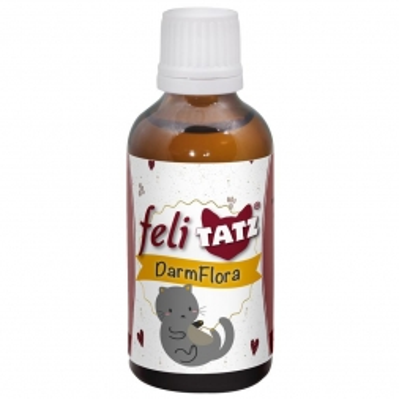 cdVet feliTatz DarmFlora 50 ml