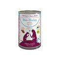 Herrmanns Bio Huhn, Hirse, Kürbis, Zucchini, Leinöl 800g (Menge: 6 je Bestelleinheit)