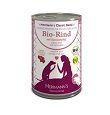 Herrmanns Bio Rind, Süßkartoffeln, Zucchini, Kürbis, Fenchel, Leinöl 400g (Menge: 12 je Bestelleinheit)