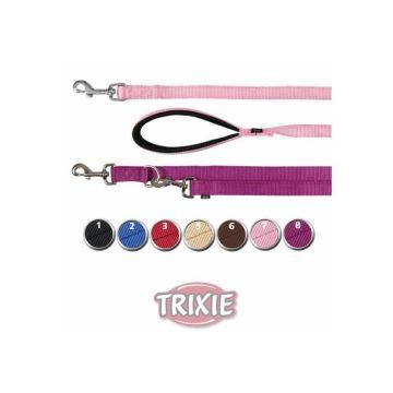 Trixie Premium Leine XS: 1,20 m 10 mm, rot