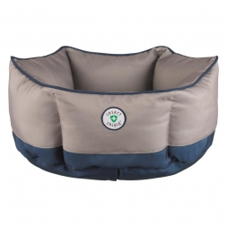 Insect Shield Hundebett 50 cm taupe/navy