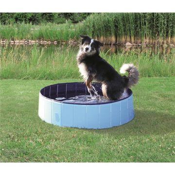 Trixie Hundepool hellblau / blau ø 80 × 20 cm
