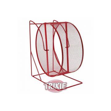 Trixie Laufrad, Metall, engmaschige Lauffläche  17 cm