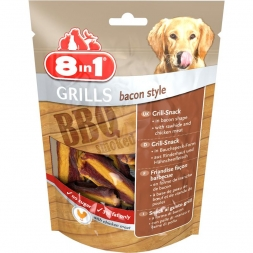 8in1 Grills Bacon Style 80 g