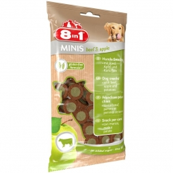 8in1 MINIS Beef & Apple 100 g