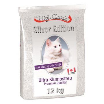 High Classic Katzenstreu Silver Edition 12kg
