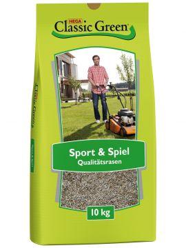 Classic Green Sport- & Spielrasen 10kg