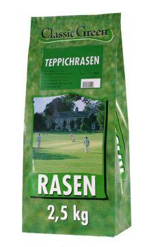 Classic Green Teppichrasen Papierbeutel 2,5kg (Menge: 4 je Bestelleinheit)