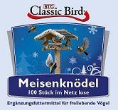 Classic Bird Meisenknödel 100 Stk lose im Netz (Menge: 100 je Bestelleinheit)