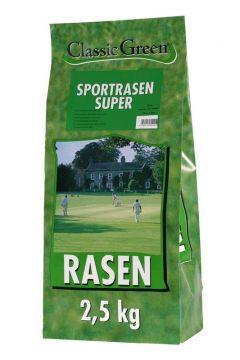 Classic Green Sportrasen Super Papierbeutel 2,5kg (Menge: 4 je Bestelleinheit)