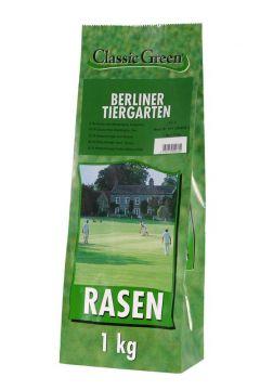 Classic Green Berliner Tiergarten hochfein Papierbeutel 1kg (Menge: 10 je Bestelleinheit)