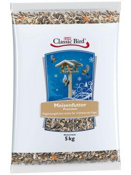 Classic Bird Meisenfutter SPEZIAL mit 30% Erdnüssen 5,0kg (Menge: 5 je Bestelleinheit)