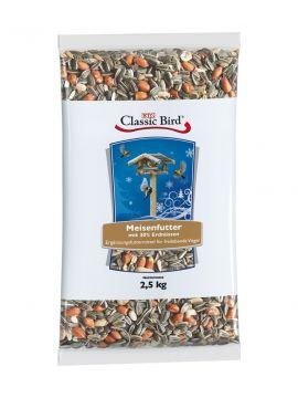 Classic Bird Meisenfutter SPEZIAL mit 30% Erdnüssen 2,5kg (Menge: 4 je Bestelleinheit)