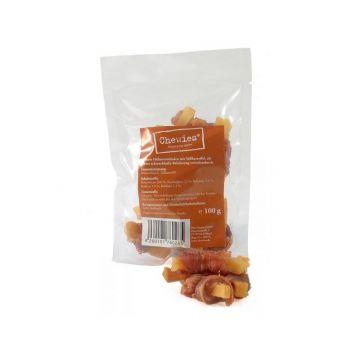 Chewies Hühnerroulade 100g
