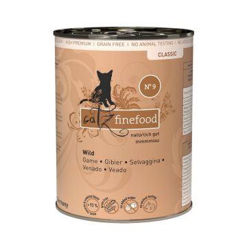 Catz finefood No. 9 Wild 400g (Menge: 6 je Bestelleinheit)