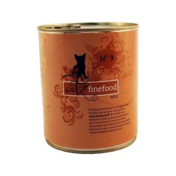 Catz finefood No.  9 Wild 800g Dose (Menge: 6 je Bestelleinheit)