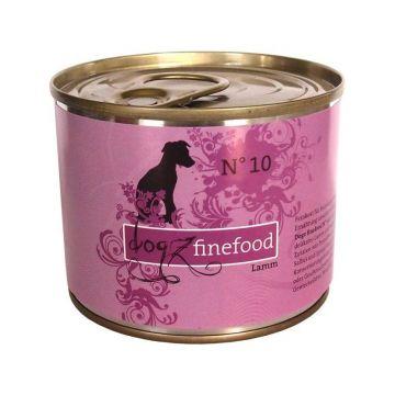 Dogz finefood Dose No. 10 Lamm 200g (Menge: 6 je Bestelleinheit)