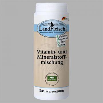 Landfleisch Wolf Vitamin-, Mineralmischung 250g (Menge: 6 je Bestelleinheit)
