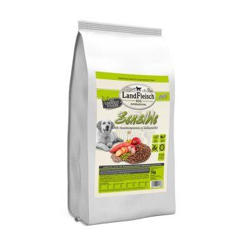 Landfleisch Dog Sensible Insektenprotein & Süßkartoffel 3kg