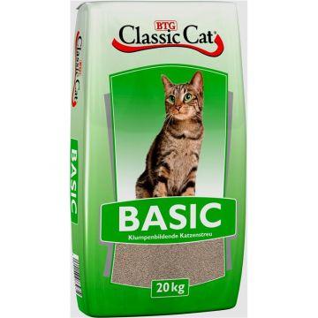 Classic Cat Katzenstreu Basic Bentonit 20kg