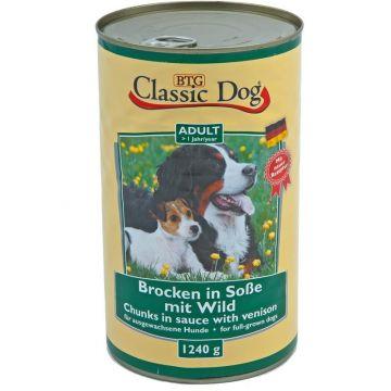 Classic Dog Dose Wild 1240g (Menge: 6 je Bestelleinheit)