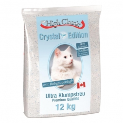 High Classic Cat Katzenstreu Crystal Edition 12kg