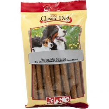 Classic Dog Snack Rollos Strauß 20er (Menge: 14 je Bestelleinheit)
