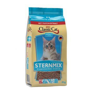 Classic Cat Trockenahrung Sternmix mit Yucca-Extrakt 4kg