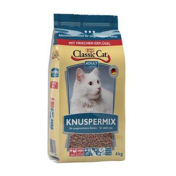 Classic Cat Trockenahrung Knuspermix 4kg