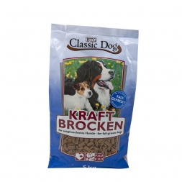 Classic Dog Kraftbrocken 5kg