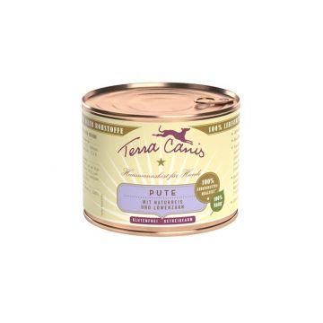 Terra Canis Dose classic Pute & Naturreis 200 g (Menge: 12 je Bestelleinheit)