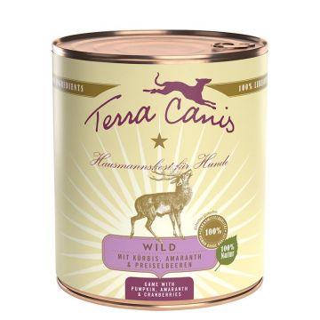 Terra Canis Dose classic Wild 800 g (Menge: 6 je Bestelleinheit)