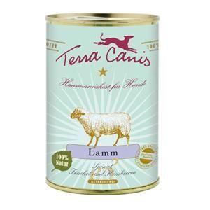 Terra Canis Nassfutter getreidefrei Lamm 400g (Menge: 12 je Bestelleinheit)