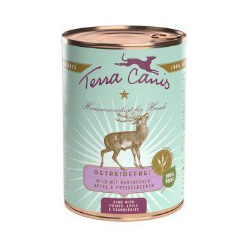 Terra Canis Dose getreidefrei Wild 400 g (Menge: 6 je Bestelleinheit)