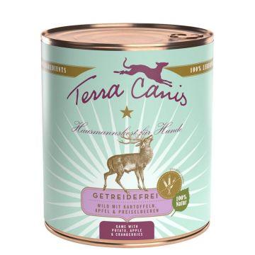 Terra Canis Dose getreidefrei Wild 800g (Menge: 6 je Bestelleinheit)