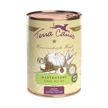 Terra Canis Dose Gartentopf 400 g (Menge: 12 je Bestelleinheit)