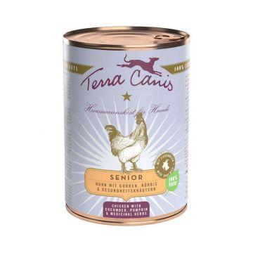 Terra Canis Senior Huhn 400g (Menge: 12 je Bestelleinheit)