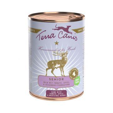 Terra Canis Senior mit Wild 400g (Menge: 12 je Bestelleinheit)