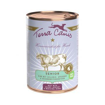 Terra Canis Senior Rind 400g (Menge: 12 je Bestelleinheit)