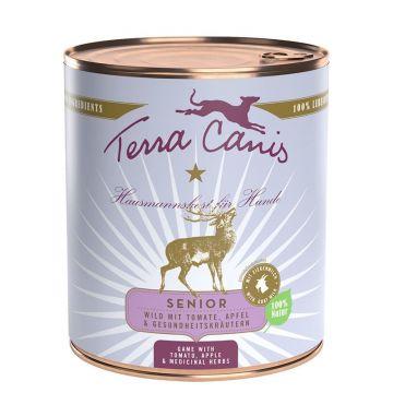 Terra Canis Senior Wild 800g (Menge: 6 je Bestelleinheit)