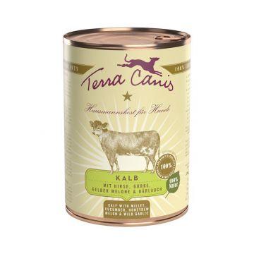Terra Canis Dose classic Kalb 400 g (Menge: 12 je Bestelleinheit)