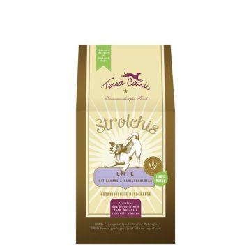 Terra Canis Snack Strolchis Ente getreidefrei 200 g